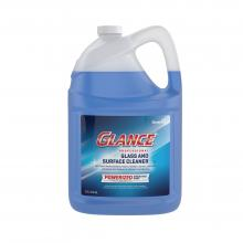 Glance Powerized Glass & Surface Cleaner 1 gallon refill CBD540311 Front